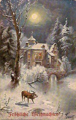 frohe weihnachten j ger