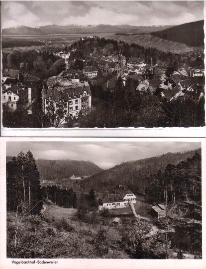 konturenkarte deutschland badenweiler