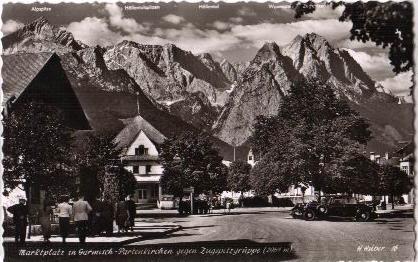 Plz Garmisch