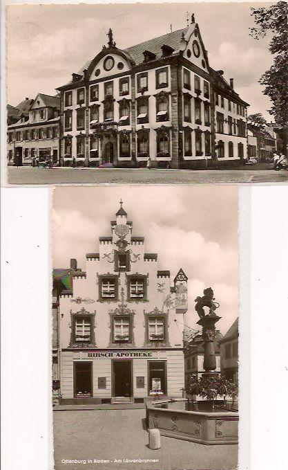 Immobilienmakler Offenburg Und Umgebung eurocards ansichtskarten sammelgebiet plz 776 kehl offenburg und umgebung